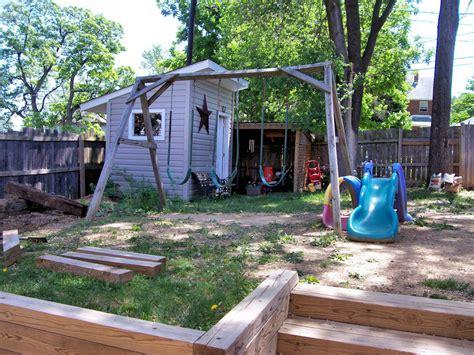 Cheap Backyard Makeover by Backyard Makeover 5 The Nut House Tribe