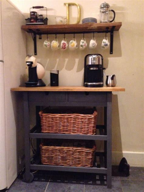 coffee stationjust figured   im     hang mugslove  idea