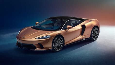 2020 McLaren GT Revealed With Speedtail DNA - autoevolution