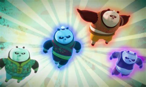 po bounces   kung fu panda  paws  destiny