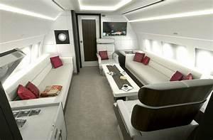 Portfolio Private Plane Interior Inside The 5 Most