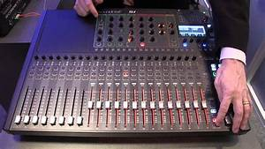 Soundcraft Si Compact Digital Mixer - Review