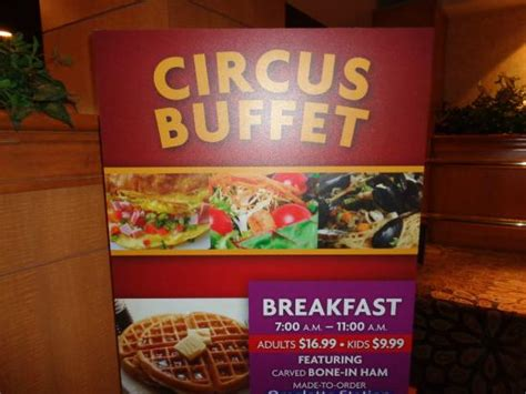 Picture Of Circus Buffet, Las Vegas