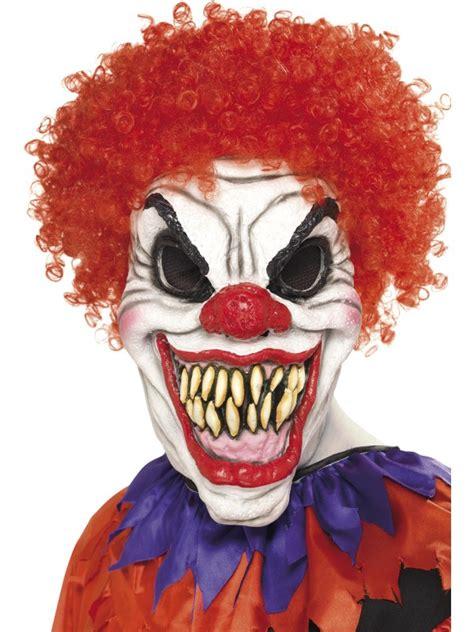 Maska Klauna - Levný karneval