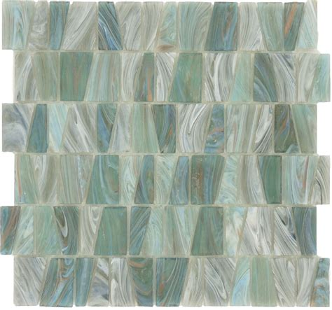 unique shapes green glass tile ft wf