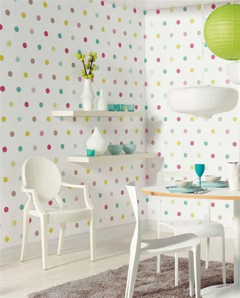 papier peint vinyl pour cuisine du papier peint pour une chambre d 39 enfant frenchy fancy