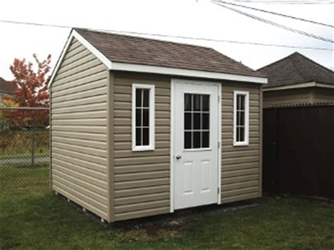 8x8 Storage Shed Home Depot by Lavalois 8x8 Wood Storage Shed