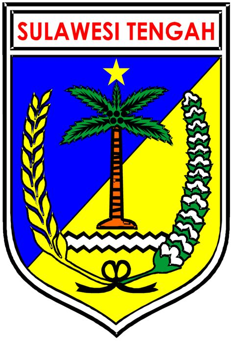 lambang sulawesi tengah wikipedia bahasa indonesia