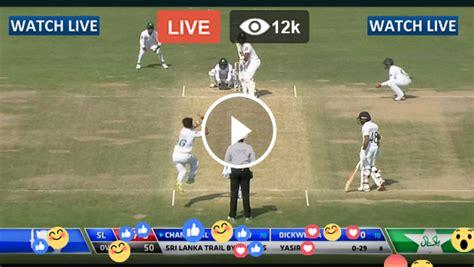 Live Test: Day 1| SL v ENG | Sri Lanka vs England (SL vs ...
