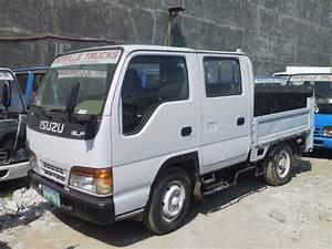 Isuzu Elf 4hf1 Double Cab Trucks For Sale Vehicles From