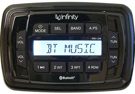Boat Stereo No Power by Get 2018 S Best Deal On Infinity Infprv250 Marine Stereo