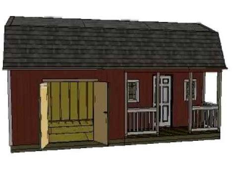 barn  porch plans youtube