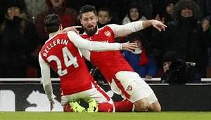 Premier League: Olivier Giroud nets stunner as Arsenal FC ...