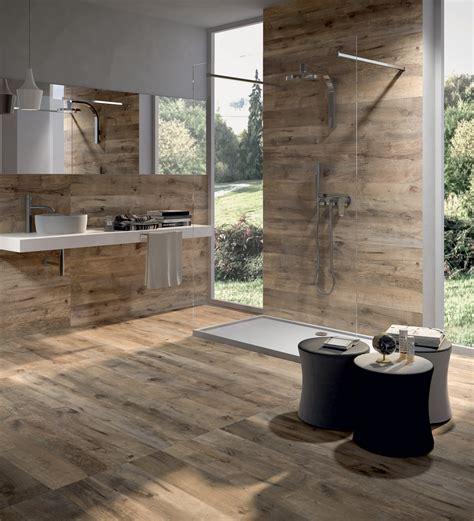 si e de bain carrelage italien imitation bois pour intérieur et