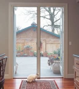outswing patio doors with screens retractable screen door out swing door