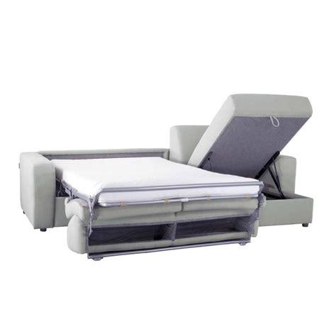 canapé d angle convertible avec coffre de rangement canapé lit d 39 angle réversible microfibre ouverture