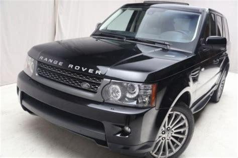 Find Used We Finance! 2010 Land Rover Ranger Rover Sport