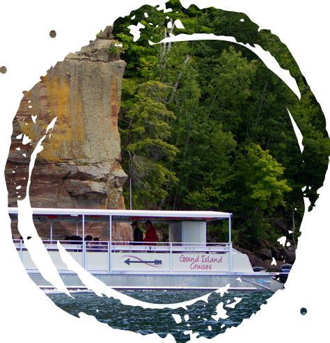 Pictured Rocks Boat Tours Catamaran by Pictured Rocks Boat Cruise Paddling Michigan Munising