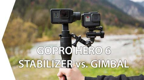 gopro hero  stabilizer  gimbal   youtube