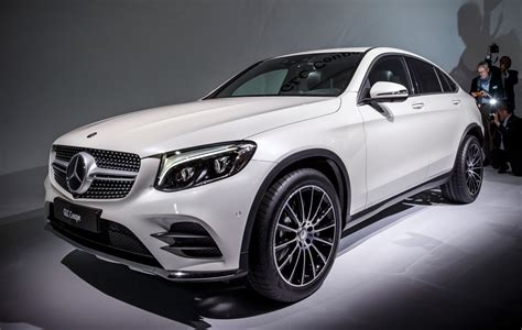 Mercedes Glc Coupe by Fresh Metal 2017 Mercedes Glc Coupe Is New Fastback