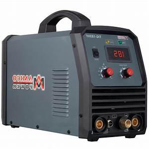 Tig Stick Dc Welder  High Frequency