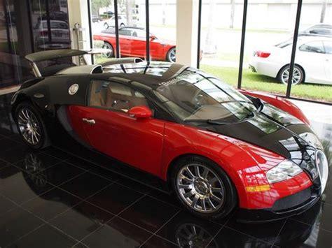 Find New 2008 Bugatti Veyron 16.4 In Miami, Florida