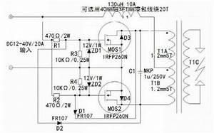 Zvs Tesla Coil Driver Board  Marx Generator  Jacob U0026 39 S