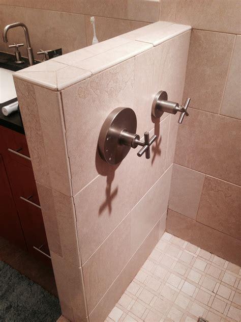 repairing bathroom tiles how to repair broken grout in shower tile home 14175