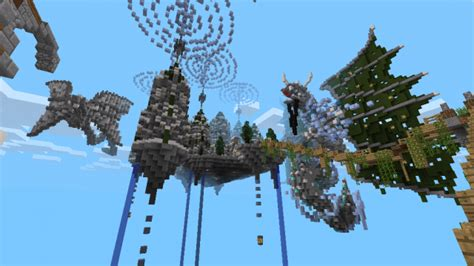 mystic dragon kingdom creation minecraft pe maps