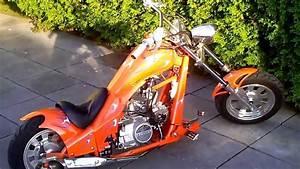 Mini Chopper Diablo 110cc