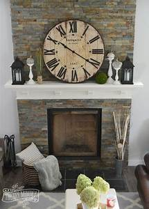 stone fireplace mantel decorating ideas at best home With the various fireplace decor ideas