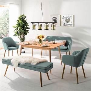 Küchen Und Esszimmerstühle : sitzbank nicholas webstoff in 2019 k chen sofa ~ Watch28wear.com Haus und Dekorationen