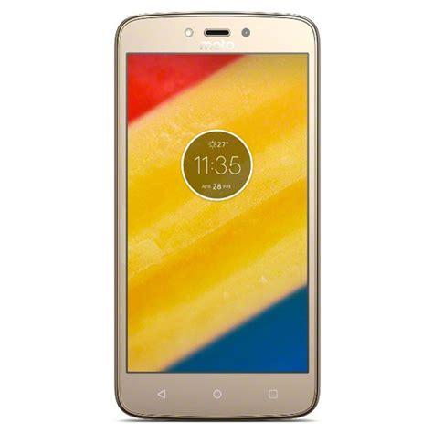 Celular Libre Moto C Plus 4G Dorado Alkosto Tienda Online