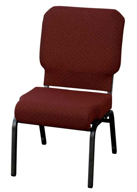 all wing back pew style church chair w roll front
