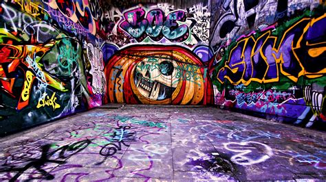 cool graffiti wallpaper free