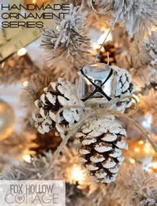 Homemade Christmas Ornaments Bell