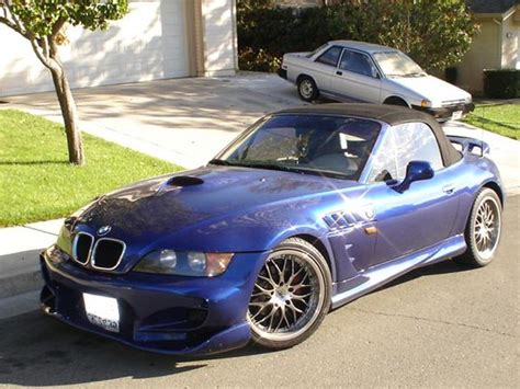 Djbadassz3 1997 Bmw Z3 Specs, Photos, Modification Info At