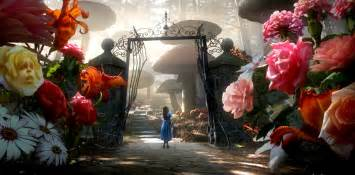 Burton Flower And Garden by Alice In Wonderland Indiescream