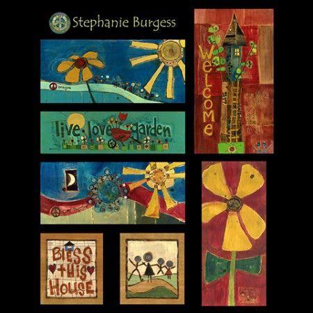 Painted Peace   Stephanie Joan Burgess   Bellingham, WA ...