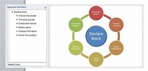 How To Create Diagrams In Powerpoint For Decision Making Process