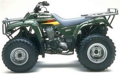 Kawasaki Bayou Parts by 1998 Kawasaki Bayou 220 Parts Free Oasis Dl Co