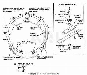 Ariens 727012 32 U0026quot  High Performance Flange Parts Diagram