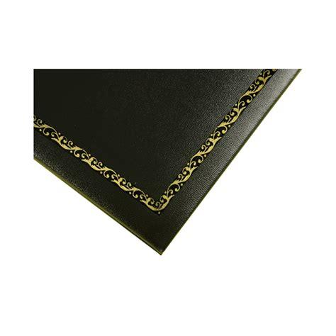 parure de bureau cuir parure de bureau en cuir grande personnalisable