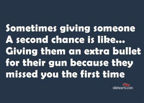 Second Chances Quotes Quotes On Forgiveness And Second Chances Quotesgram