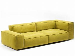 Sectional sofa with removable cover neowall by living for Sectional sofa removable covers