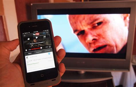 chromecast with iphone chromecast review usb media player wireless tv