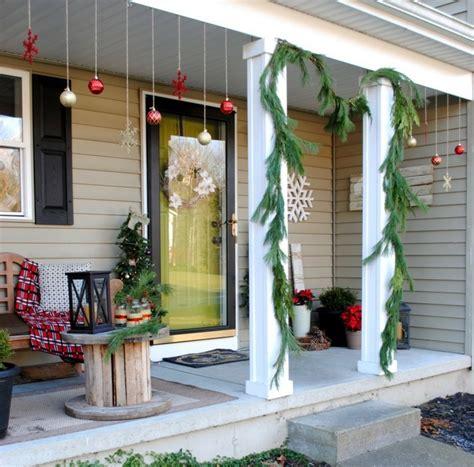 Porche D Entrée Design porche puerta de entrada ideas de decoraci 243 n navide 241 a