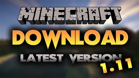 Download Minecraft Free For Pc Full [latest Version]