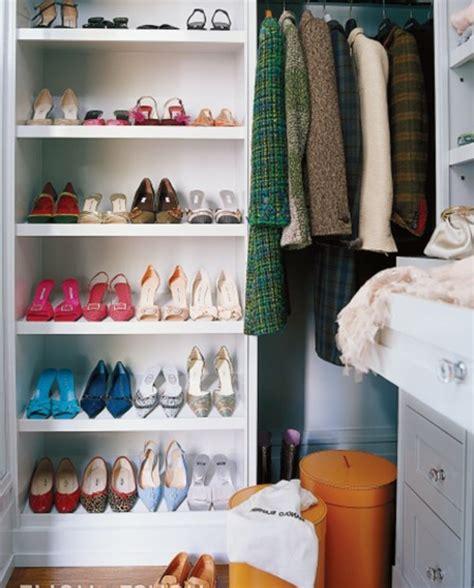 Schuhe Ordentlich Aufbewahren by Ankleidezimmer Einrichten 20 Dekoideen Und Begehbare