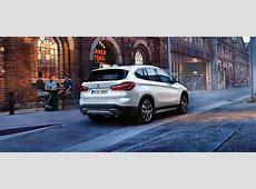 BMW X1 快適性と機能性